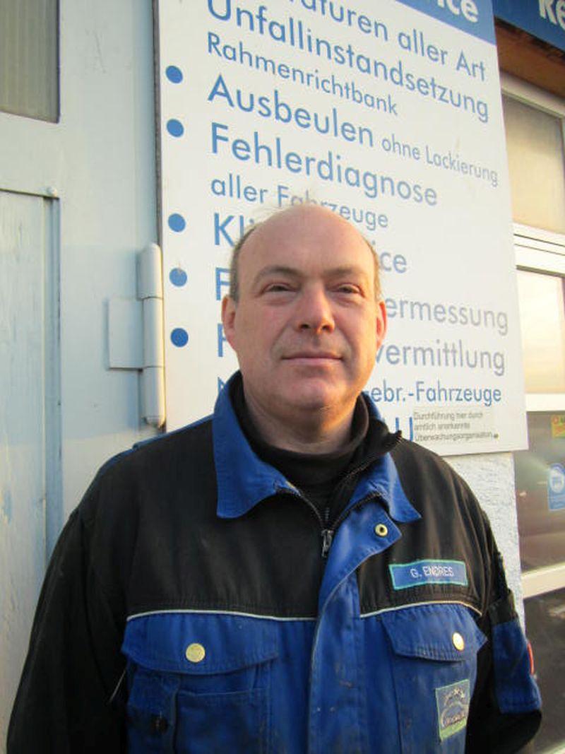 Günther Endress